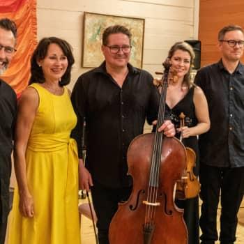 Dramatisk musik i dramatiska tider - Sibeliusdagarna har börjat i Lovisa