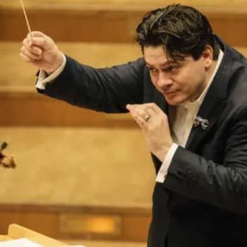 WDR:s symfoniorkester, dir. Cristian Măcelaru