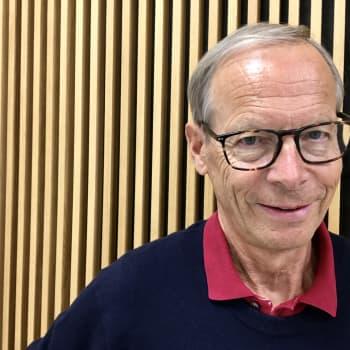 Lördagsgästen: Pertti Torstila