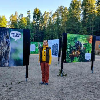 """""""Resurserna går till att tömma sopor och toaletter"""" - besökarantalet ökar märkbart i Noux nationalpark"""