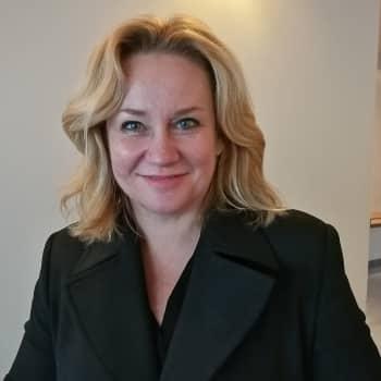Hyväntuulinen filantrooppi Maria Sid