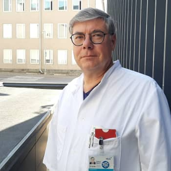 Testa mera, testa rätt personer, säger infektionsläkare Asko Järvinen