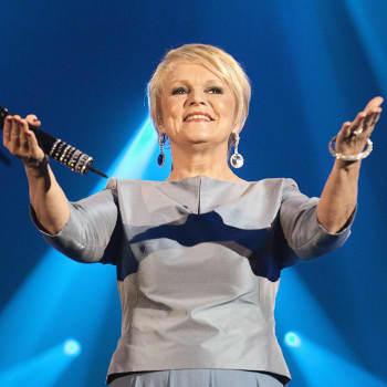 Ääni kuin sinistä silkkiä - Katri Helena 75 vuotta