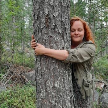 Puun halaamisella on paljon hyviä puolia