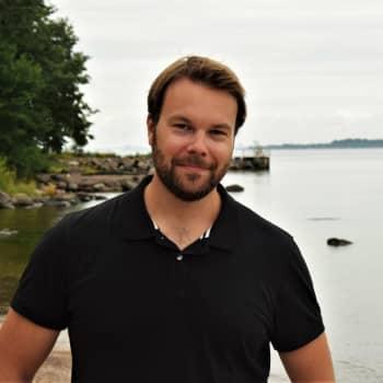 """Turisterna har hittat till Mjölö trots coronapandemi: """"Bröllop och firmafester har avbokats, men tältandet har ökat med 400%"""""""