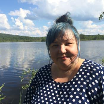 "Ǩieʹsskueʹss Hanna-Maaria Kiprianoff: ""Kollji Bäng da eʹčč njuiʹǩǩii pâʹjjǩerd ikknest ååugas aauktõʹǩǩe"""