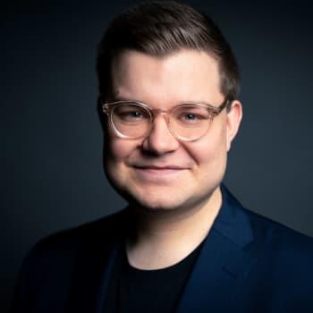 """Robert Sundman: """"Olisipa meillä EU-keskustelua"""", sanoo suomalainen – ja siirtyy sitten seuraavaan aiheeseen"""