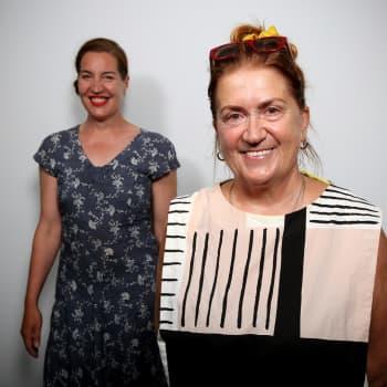 Anja Kauranen-Snellman on musiikkimaultaan feministi-hippi-punkkari ja paljon muuta