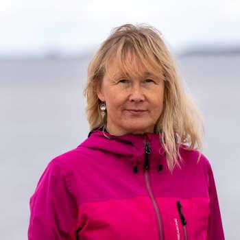 Kesikyessi Eija Ojanlatva: arkeolog Anarist