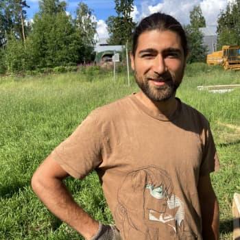 Hollantilainen Jan Veltman lähti Kalliosta, kun ikkunan edestä kaadettiin puu