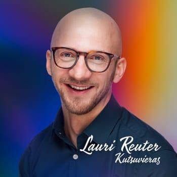 Lauri Reuter – tulevaisuus on jossain jo tapahtunut