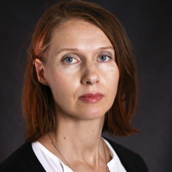 Paula Takio: Etäopetus on oma taiteenlajinsa