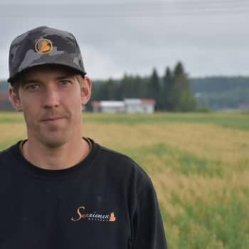 Yle Porin aamureppari testaa maatilarengin elämää
