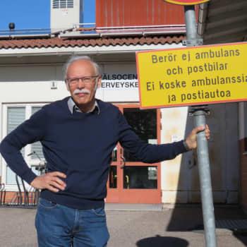Ingås ledande läkare Helge Heinonen planerar gå i pension
