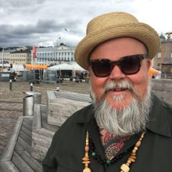 """Lördagsgäst: Mikael """"Ikke"""" Ikäläinen, också känd som DJ Lord Fatty"""