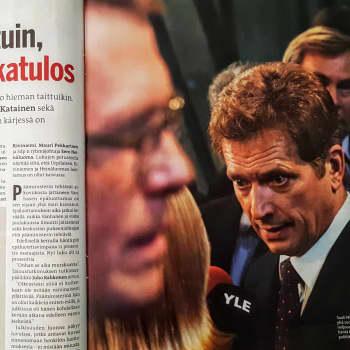 Mökkihuussista löytyneiden lehtien katsaus 3: Luotetuimmat poliitikot Seuran mukaan 2010