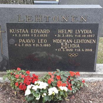 Lydia Wideman-Lehtonen - hiihdon ensimmäinen nasiolympiavoittaja