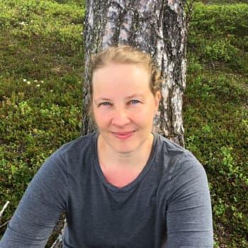 Kesikyessi Kirsi Ukkonen: maid luándu meerhâš sunjin? maht luándušadoid puáhtá kevttiđ?