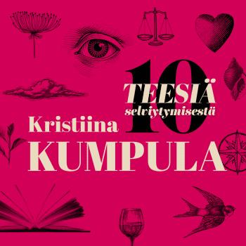 Yhdessä olemme enemmän. Vieraana SPR:n pääsihteeri Kristiina Kumpula.