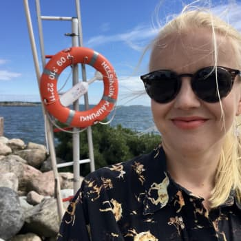 Lördagsgäst: Heli Thorén