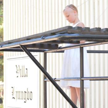 Villa Ljungbo i Hangö har räddats från fortsatt förfall och rivningshot