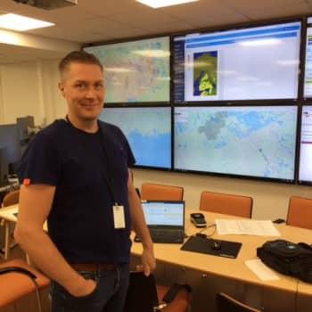 Päivö-myrsky katkoi sähköjä Etelä-Savossa