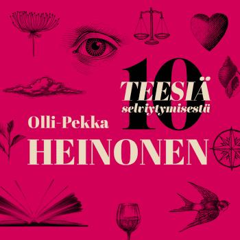 Opimme ja opetamme. Vieraana pääjohtaja Olli-Pekka Heinonen.