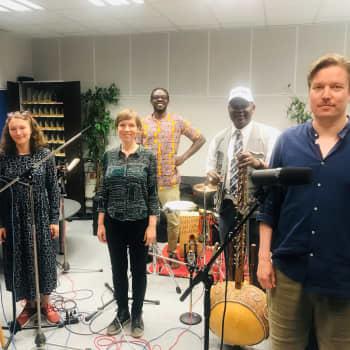 Musiikkimatka Länsi-Afrikkaan