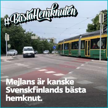Bästa hemknuten i Svenskfinland: Mejlans