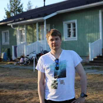Geasseguossi Nils-Jonas Ketola: earalágan boazojahki