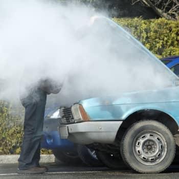 Hur lider bilen i sommarhettan?