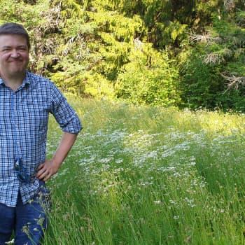 """Kuivuus haittaa kasvukautta, onneksi Etelä-Savosta löytyy myös """"hikeviä"""" peltoja"""