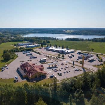 Häng inte läpp i Läpp: Planläggningschef och tf stadsarkitekt Niclas Skog om planeringen av affärsområdet Läpp i Karis