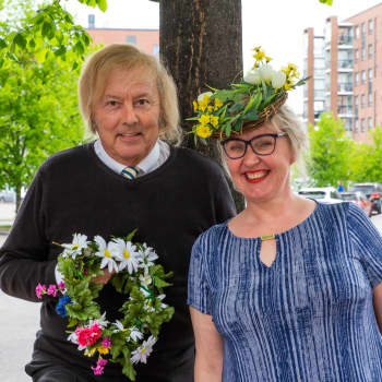 Olga Ketosen vieraana iki-ihana Danny