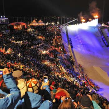 Ensi talvena Vuokatissa järjestetään Euroopan nuorten talviolympiafestivaali