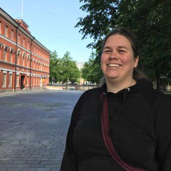 Hanna Åkerfelt berättar om dramapodden Barnmorskorna 1759