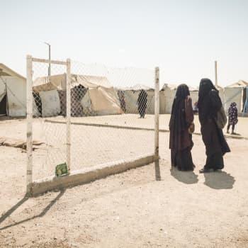 Al Holin leiriltä palanneet tutkittavana - viranomaiset uuden tilanteen edessä