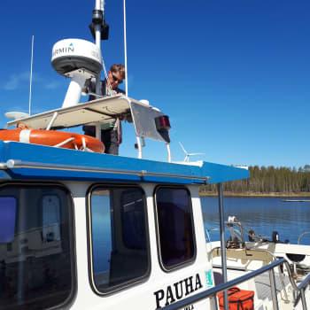 Perämeren kansallispuistoon odotetaan ruuhkia - talvituhojen vuoksi veneilijät pääsevät nyt vain yhteen saareen