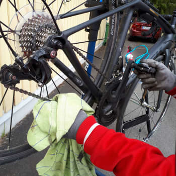 Osaatko huoltaa polkupyöräsi itse? Kuuntele tästä vinkit aloittelijalle