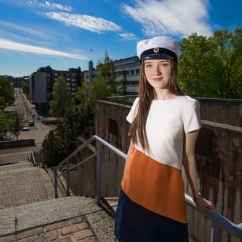 Nyblivna laudaturstudenten Helena Parkatti om skrivningarna och framtiden