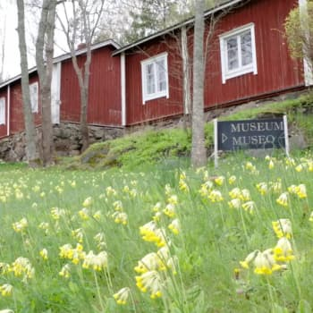 Närbild om gamla brukssamhällen: Dalsbruk