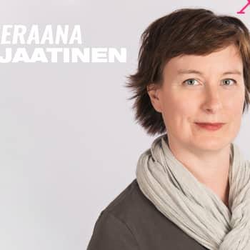 """Satu Jaatinen vieraana: """"Pääministereitä tulee ja menee, mutta kuninkaalliset säilyy"""""""