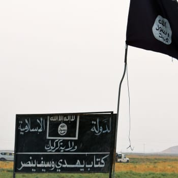 Den dödförklarade Islamiska Staten rör på sig