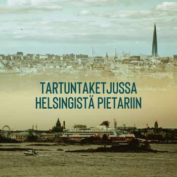 Tartuntaketjussa Helsingistä Pietariin - ihmisiä rajoitusten  takana.