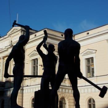 När coronaviruset kom till Helsingfors - stan blev tom och nattlivet tystnade