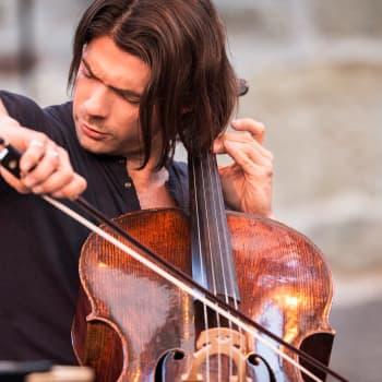 Symfonikonsert från Gamla Operan i Frankfurt