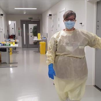 Kuulumisia Norjasta koronapandemian alla: Hanna Tapio
