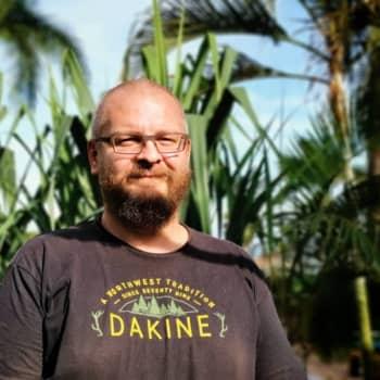 Kuulumisia Ugandasta koronapandemian alla: Ukko Liikkanen