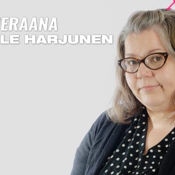 """Tutkija Hannele Harjunen vieraana: """"Lihavan ulkomuodon ajatellaan olevan oire persoonasta"""""""