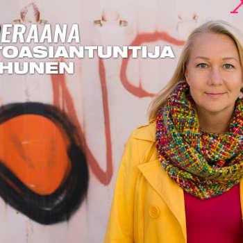 """Mia Rahunen vieraana: """"On hyvä varmistaa, että kun ratkotaan yhtä kriisiä, ei vahingossa pahenneta toista"""""""